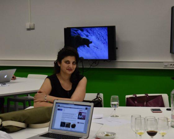 Ruzanna Minasyan<br>INCLUSION project coordinator<br>SAFAA <br>socincl.coord@gmail.com