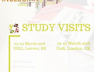 STUDY VISIT IN ROEHAMPTON UNIVERSITY
