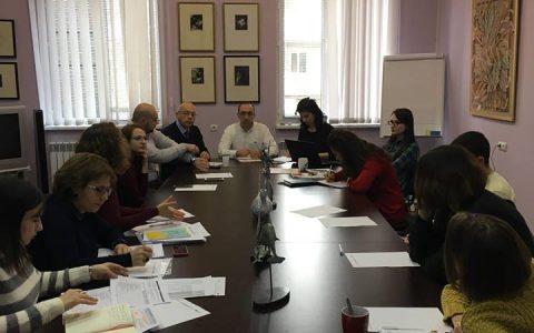 MONITORING VISIT IN ARMENIA