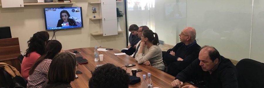 LOCAL MEETING IN YEREVAN